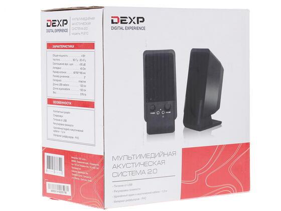 Колонки DEXP R210