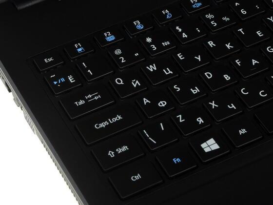 """15.6"""" Ноутбук DEXP Aquilon O117 черный"""