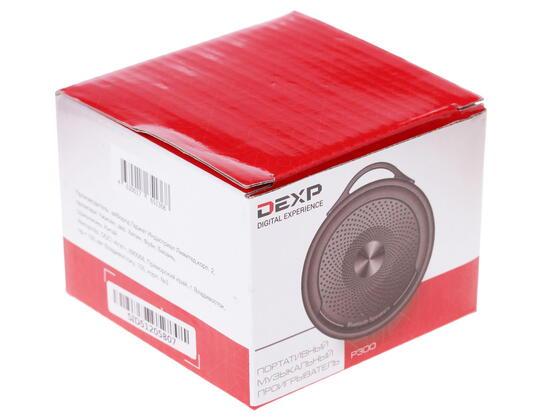 Портативная аудиосистема DEXP P300