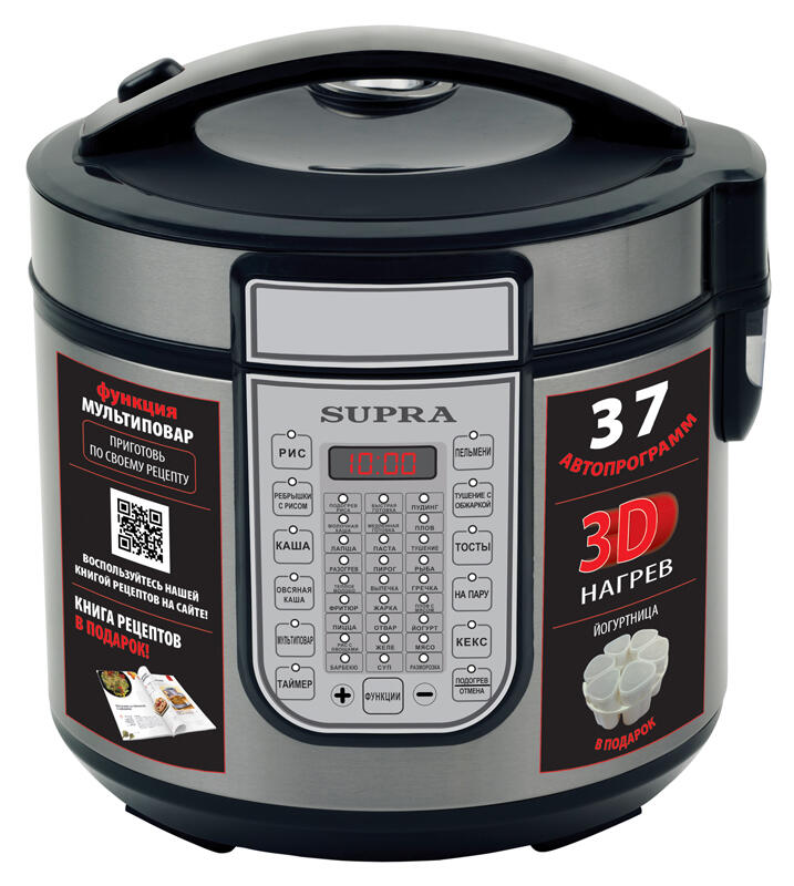 рецепты для мультиварки супра 4511 с фото