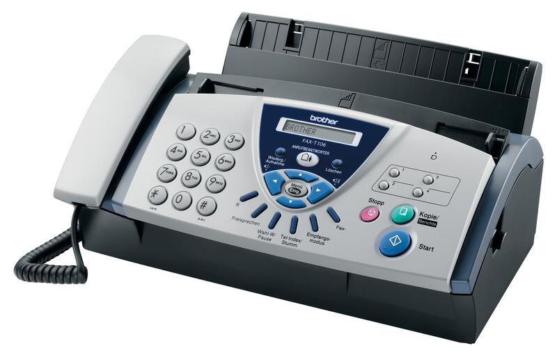 Brother Fax 225 инструкция - фото 7