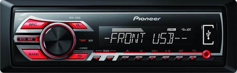 Пионер Mvh 150Ub Инструкция Как Настроить Радио