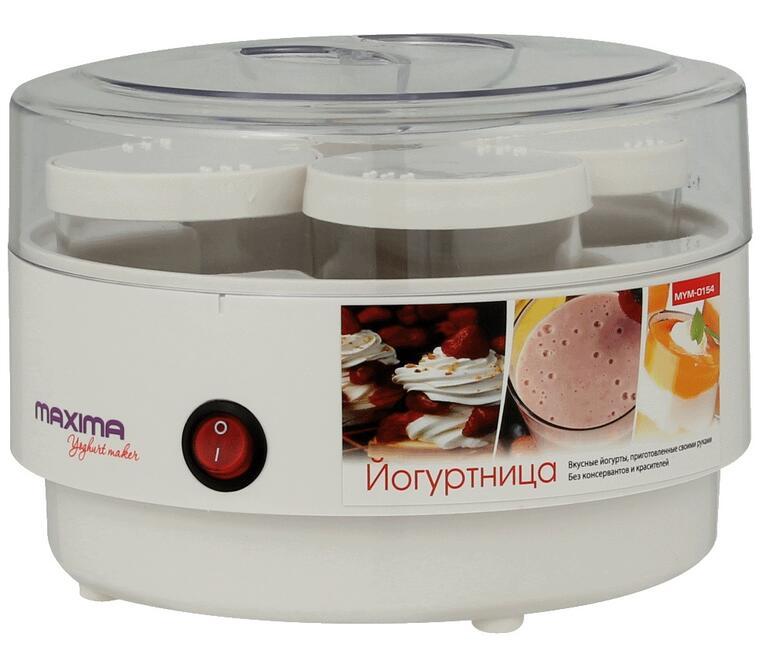 инструкция йогуртница Maxima Mym-0154 - фото 3