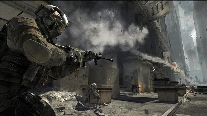 Call of Duty: Infinite Warfare PC review - PC Gamer