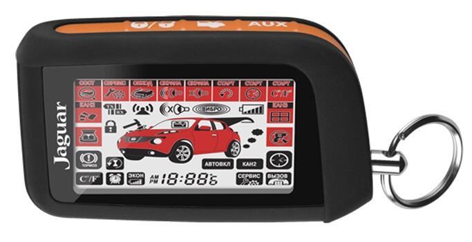 Купить Автосигнализация Jaguar EZ-10 в интернет магазине DNS. Характеристики, цена Jaguar EZ-10 6676727