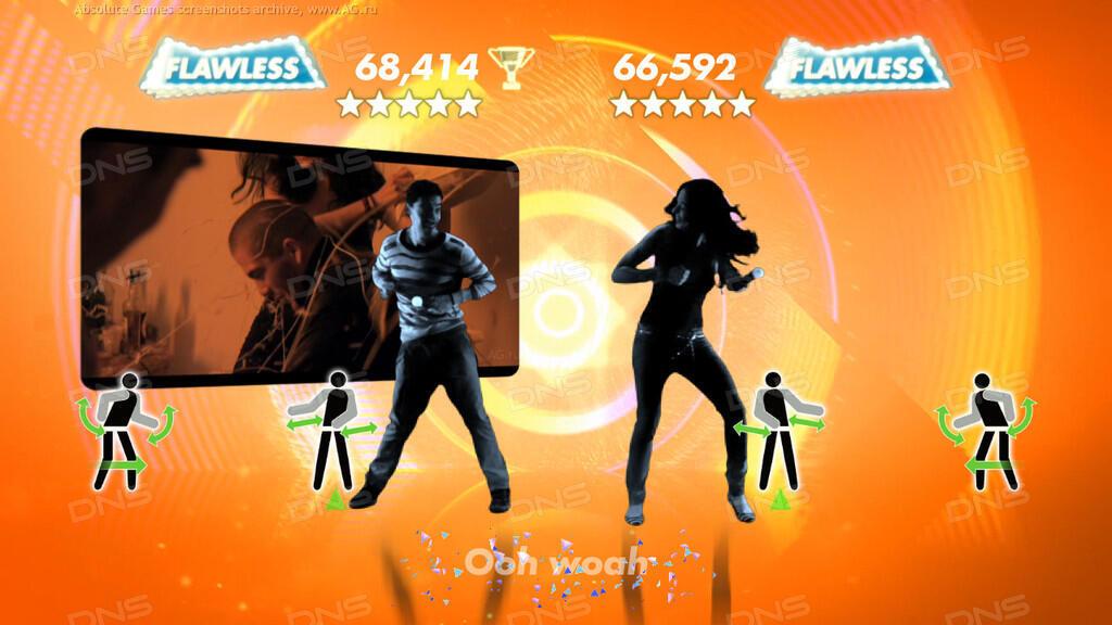 Описание игры dancestar party (ps3)музыкальная игра dancestar party станет настоящим