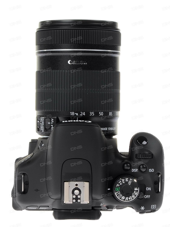 Canon 600d характеристики инструкция