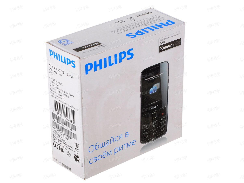 Philips x325 xenium обзор