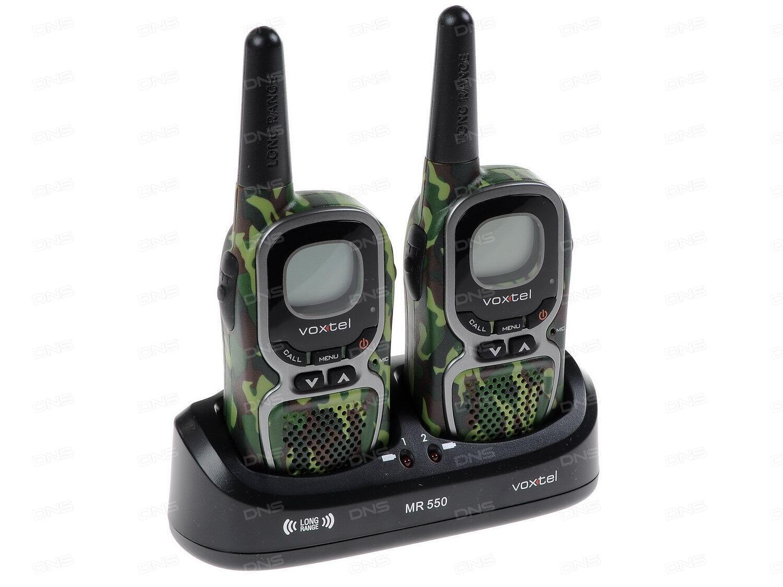 Купить Voxtel MR550 (2 шт.) : цена рации Вокстел MR550 (2 ...