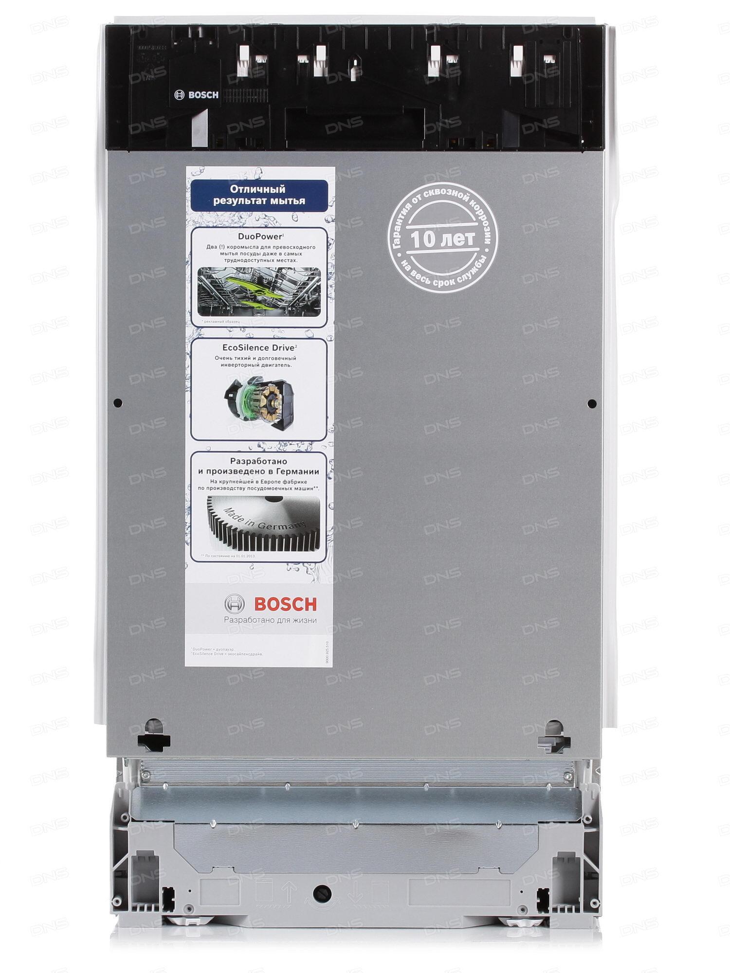 Каталог Посудомоечной Машины Bosch