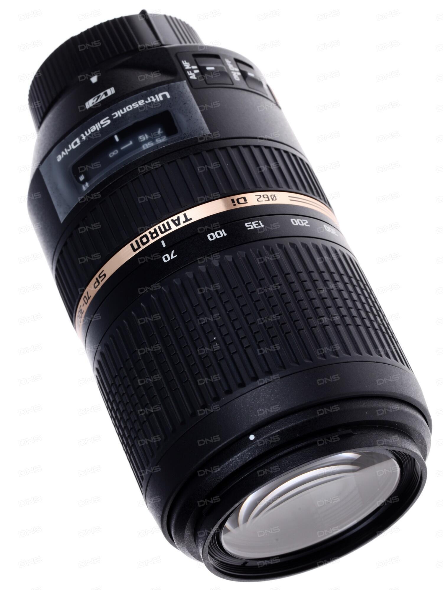 Объектив Tamron Nikon SP 15-30 mm F/2.8 Di VC USD