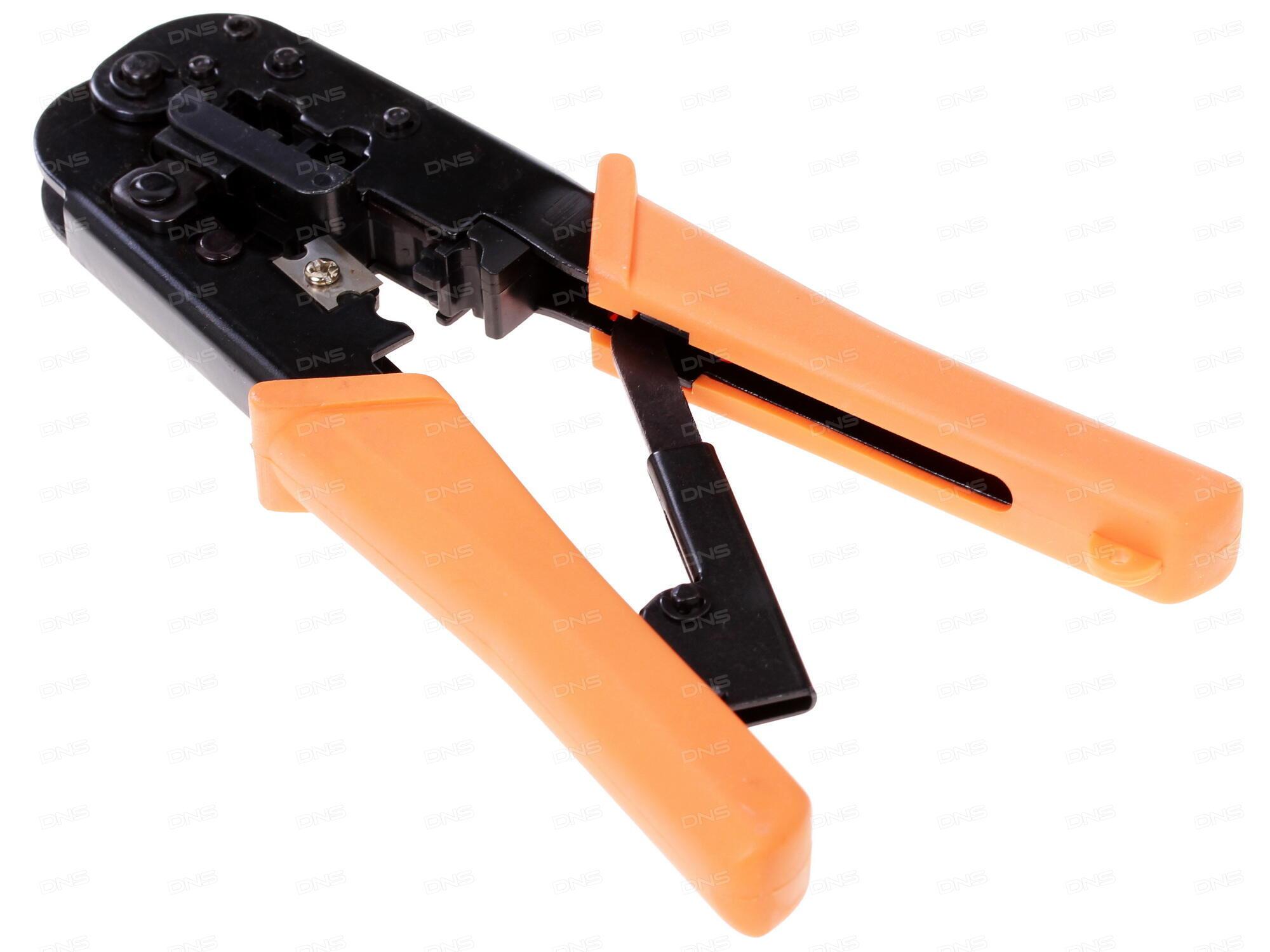 Инструмент для обжима кабеля