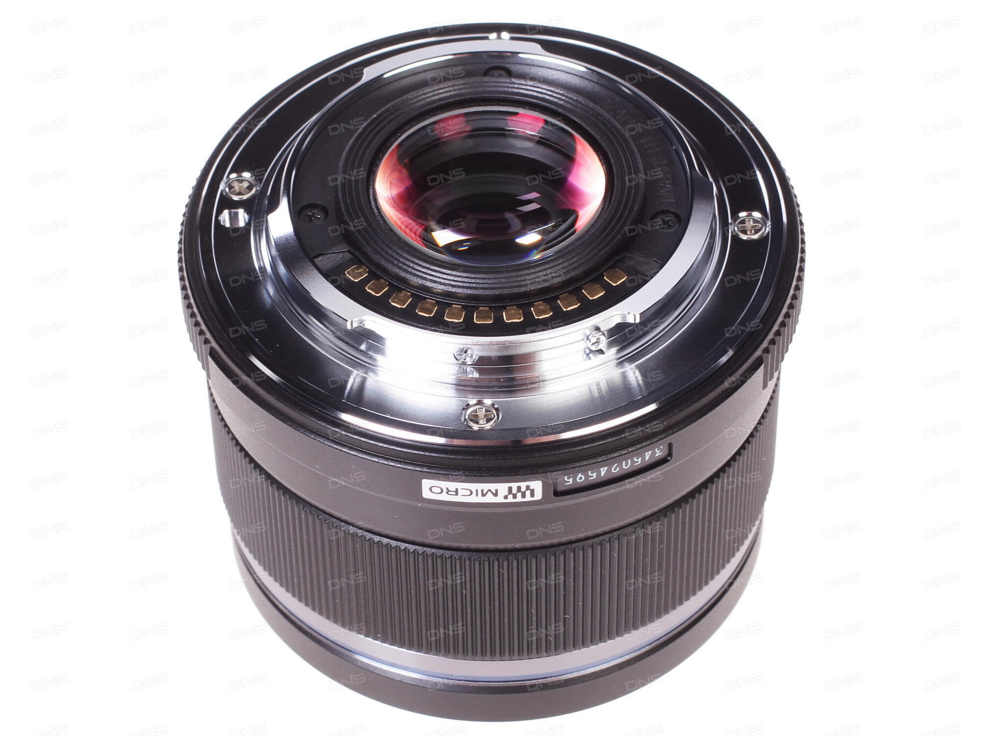 Объектив Olympus M.Zuiko ED 45 mm f/1.8 Micro for PEN Silver*