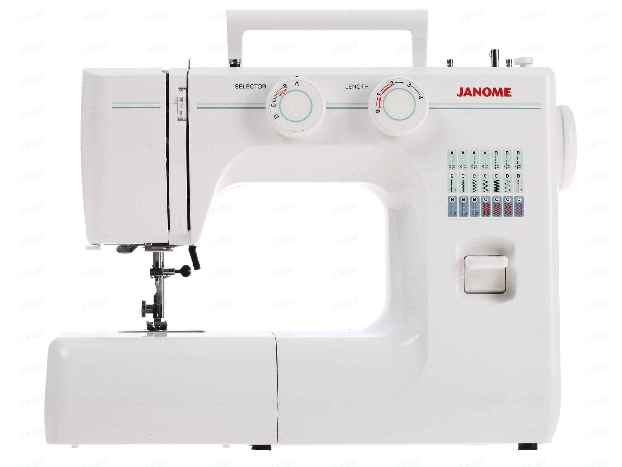 Швейная машина janome тм 2004