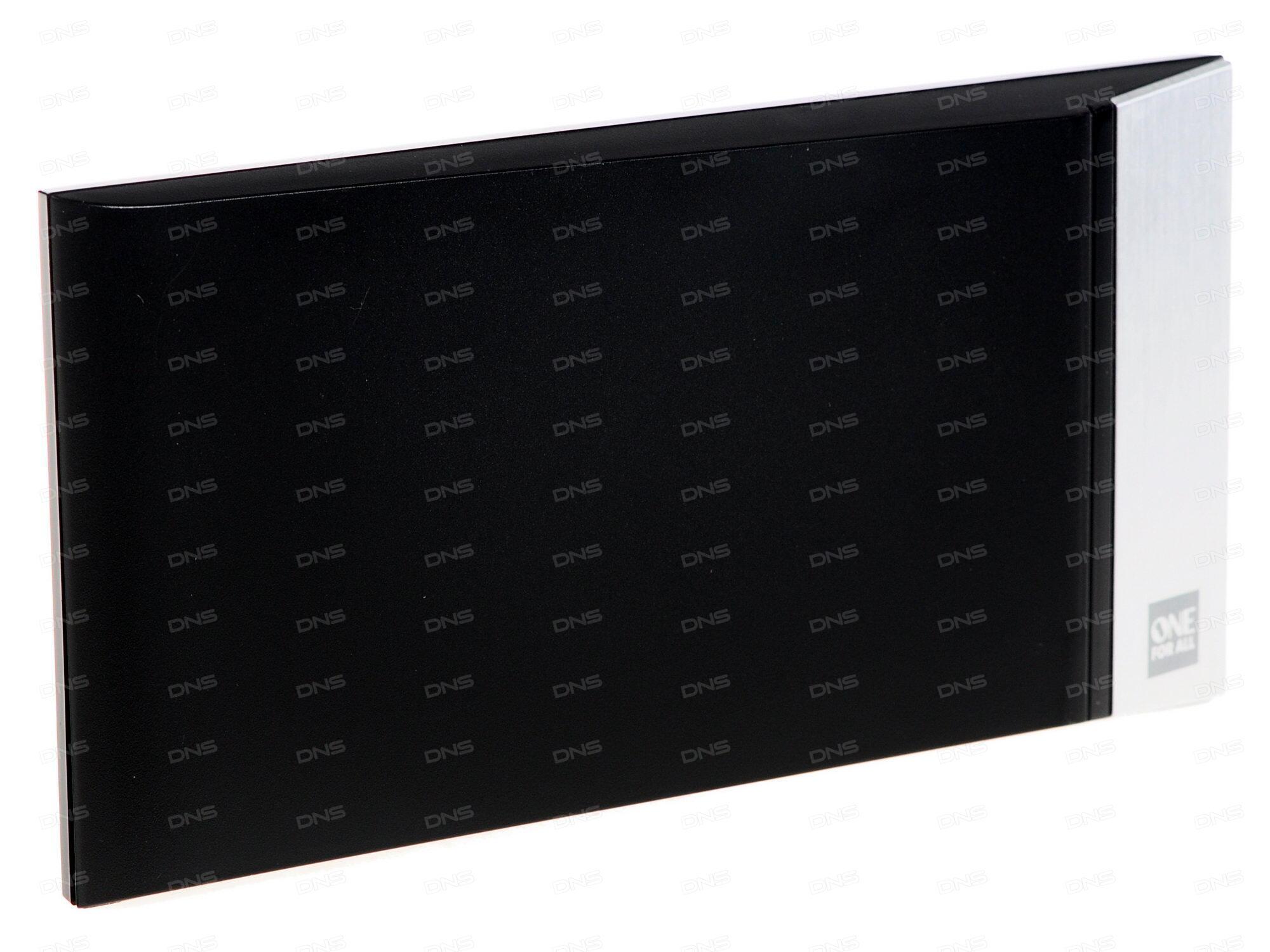 ONE FOR ALL Антенна комнатная для ТВ OneForAll SV9143, Value Line, 15 км