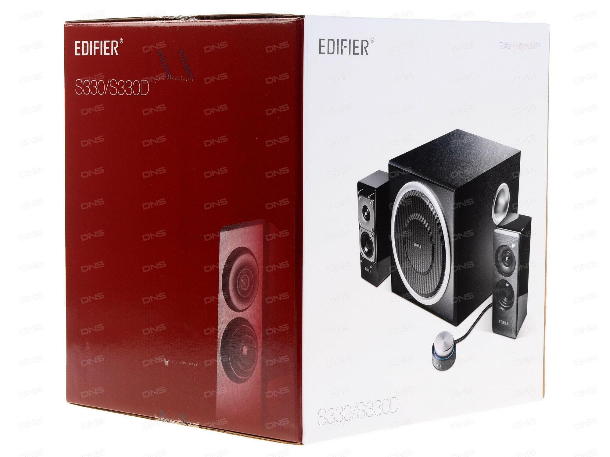 Производитель: edifier; вых мощность (вт): 128; система звучания: 20 (стерео); дополнительно: hi-fi пульт ду