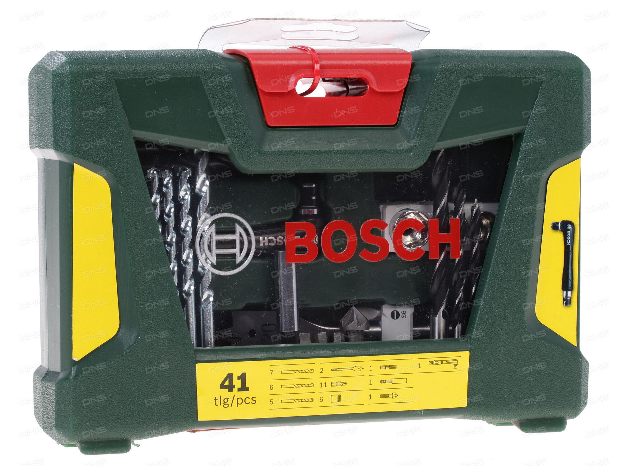 Набор бит и сверел Bosch X-Line-70 2607019329879