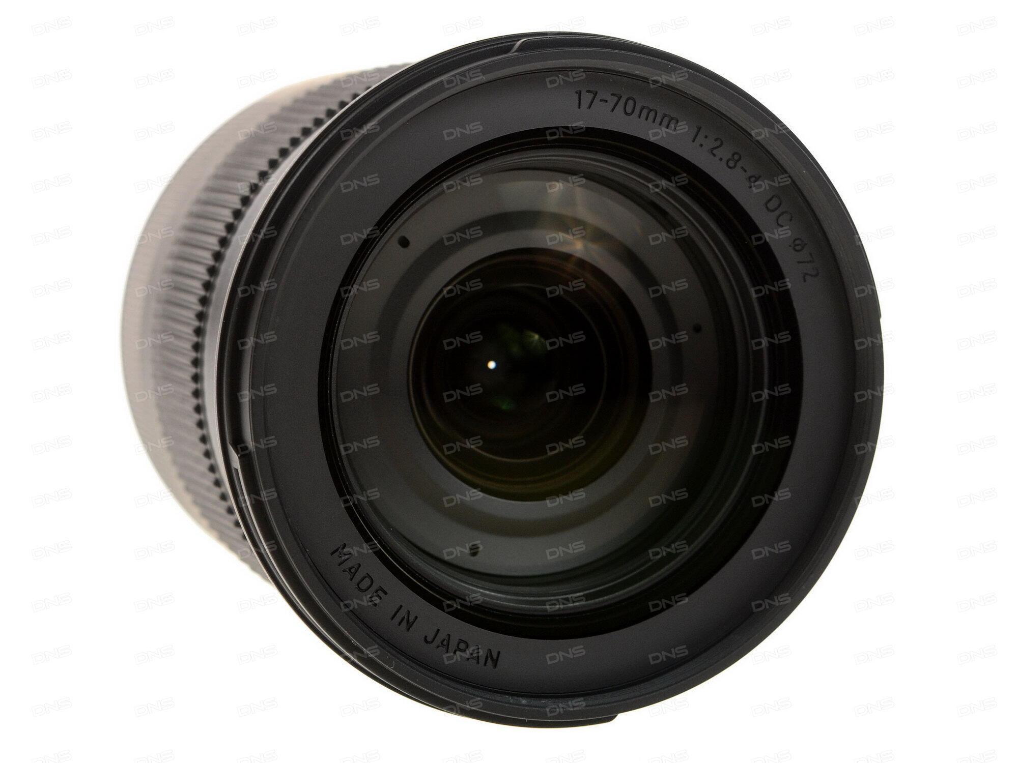 Объектив Sigma AF 17-70mm f/2.8-4.0 DC MACRO HSM new Contemporary Pentax KA/KAF/KAF2