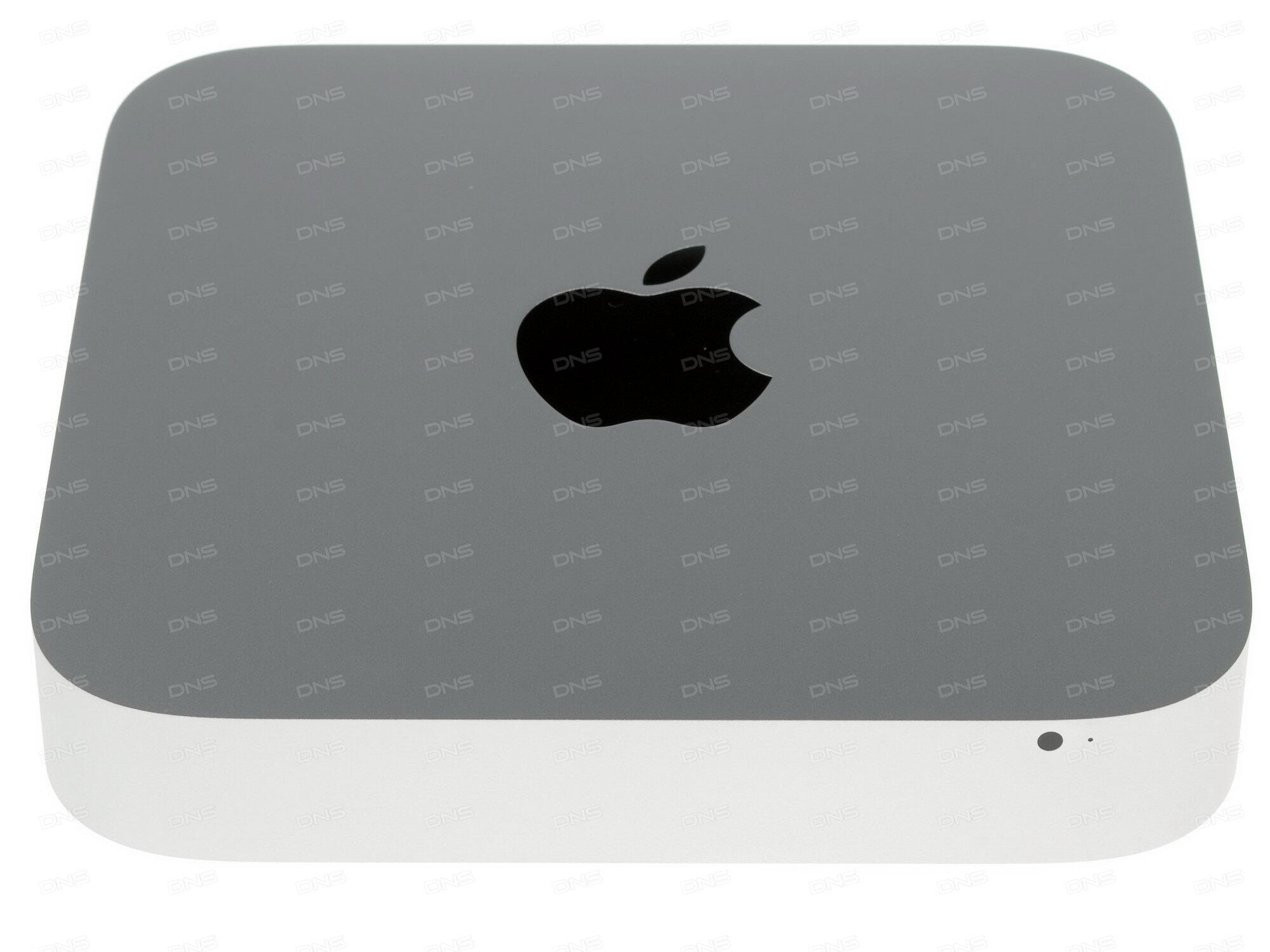 Неттоп APPLE Mac Mini MGEM2RU/A (Intel Core i5 1.4 GHz/4096Mb/500Gb/NO ODD/Intel HD Graphics 5000/Wi-Fi/Bluetooth/Mac OS X)