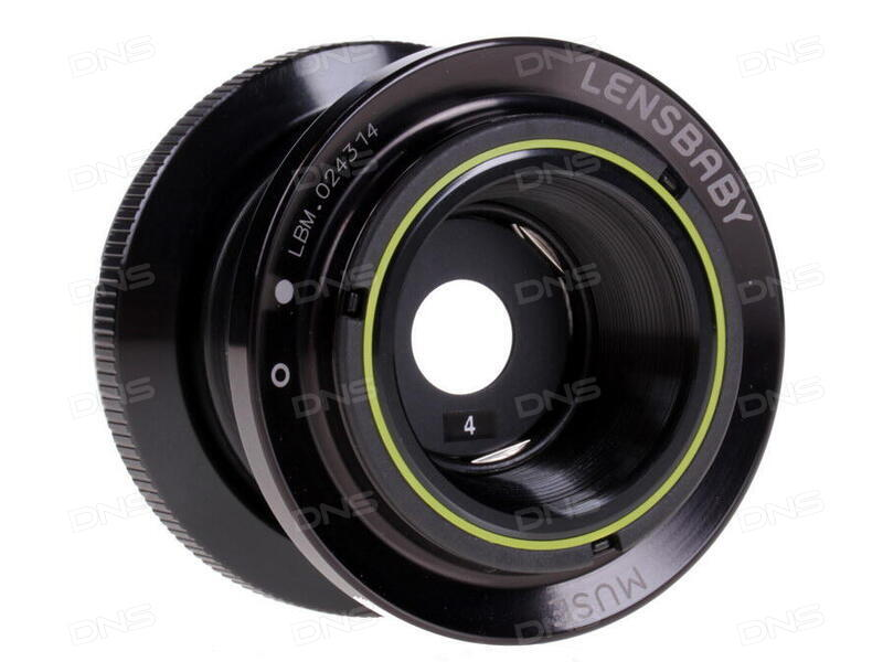 Объектив Lensbaby Composer Pro Sweet 35 for Sony / Minolta LBCP35S