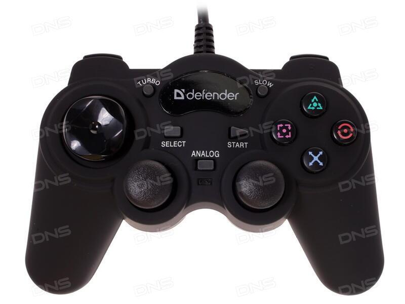 скачать драйвер на джойстик Defender Game Racer Turbo - фото 5