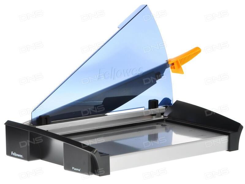 Резак сабельный Fellowes Fusion A4 10лст. пласт. защитный экран.
