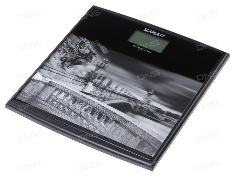 Весы Scarlett SC-BS33E063