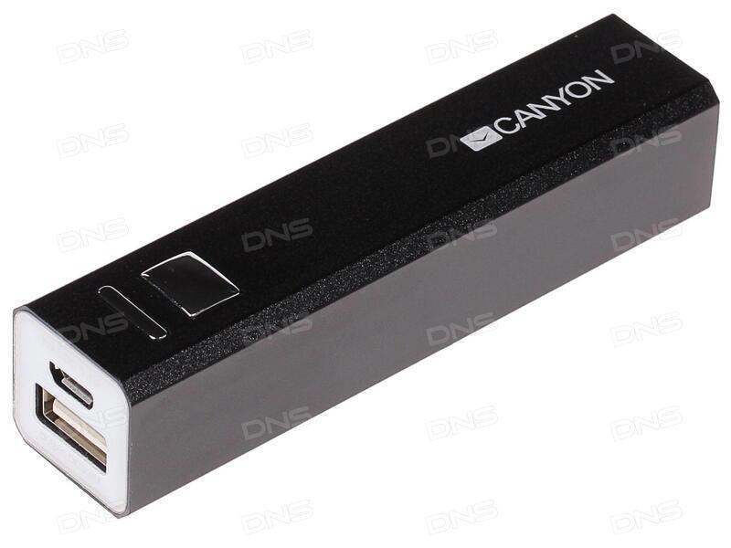 Портативный аккумулятор canyon cne-cspb26b инструкция