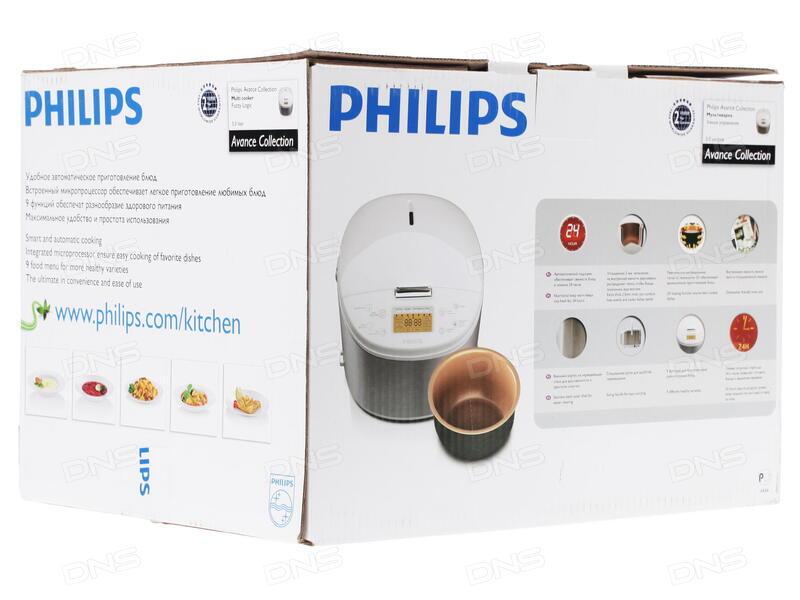 Рецепты мультиварки филипс с фото пошагово