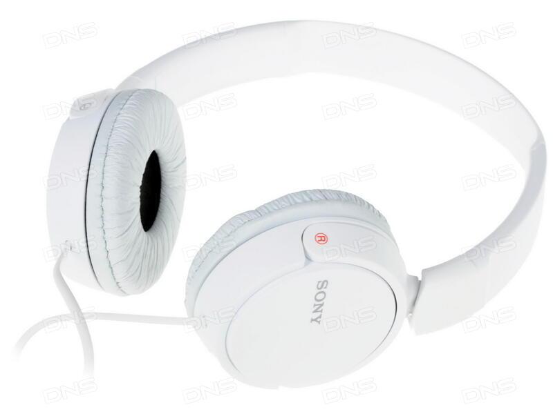 Проводные наушники Sony