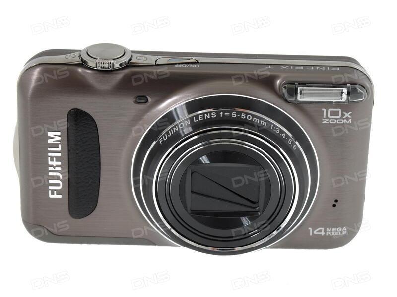 fujifilm t300 finepix инструкция