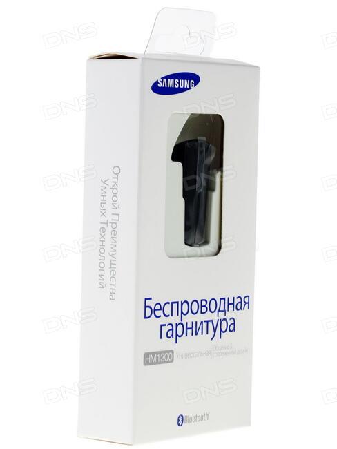 Гарнитура Samsung EO-EG920LBEGRU Black