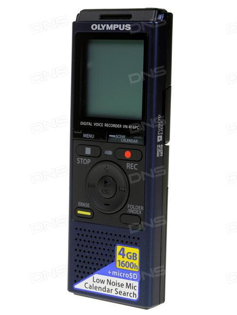 на диктофон olympus vn-416pc