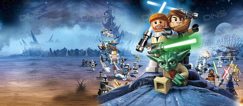 скачать игру через торрент Star Wars 3 Lego - фото 6