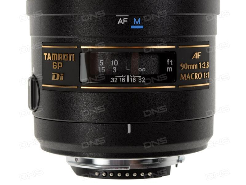 Объектив Tamron SP AF 17-50mm f/2.8 XR Di II LD VC Aspherical (IF) Canon EF-S