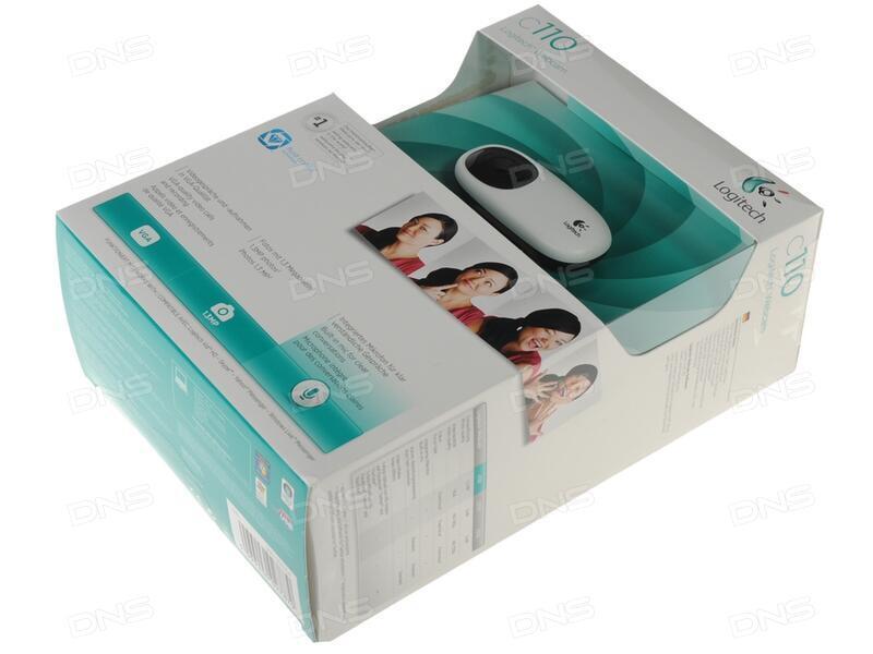 Драйвера для веб камеры логитек с110 с официального сайта