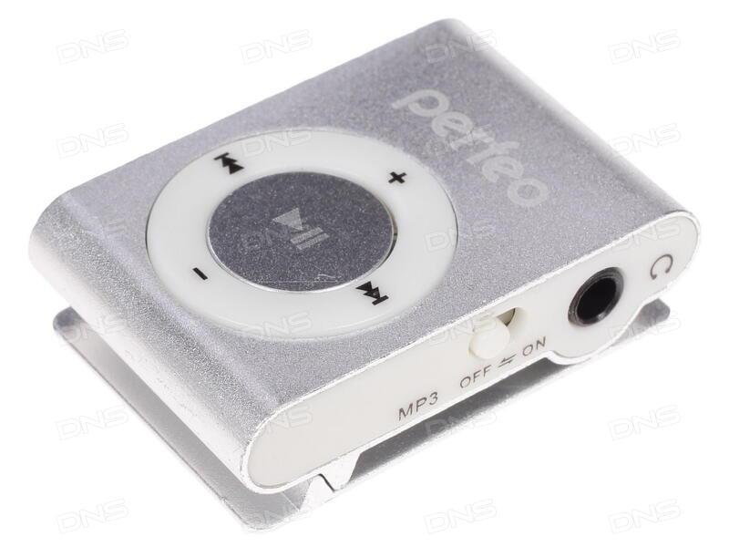 Плеер Perfeo VI-M001 Music Clip Titanium Orange