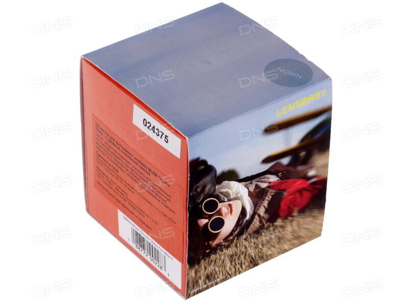 Объектив Lensbaby Circular Fisheye for Sony E 83016 / LBCFEX