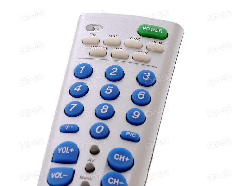 Универсальный Пульт Для Телевизора Gal Lm-v302l Инструкция - фото 8