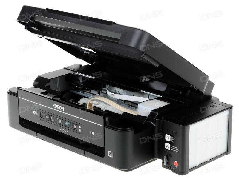 эпсон л355 инструкция видео - фото 9