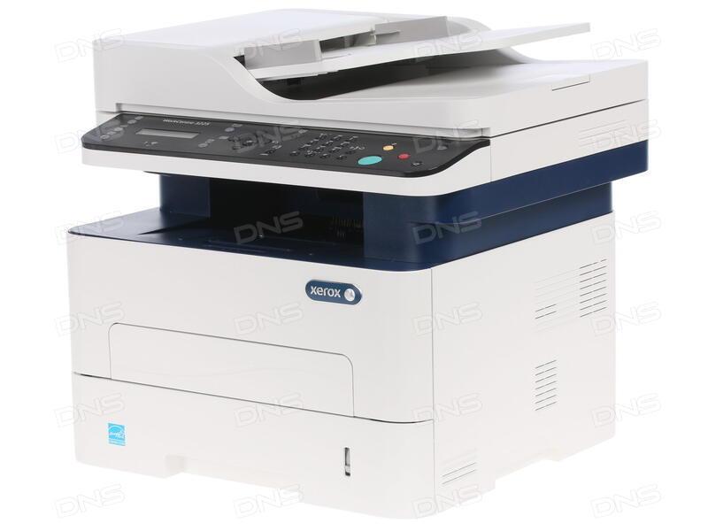 Xerox 3225 инструкция - фото 11