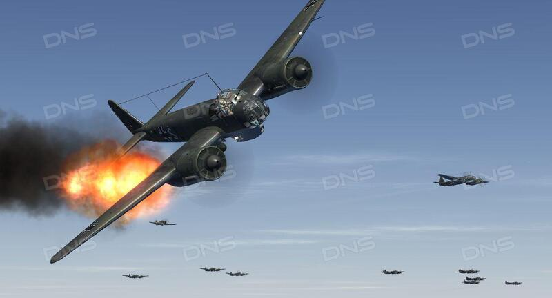 Игра Ил-2 Битва За Британию