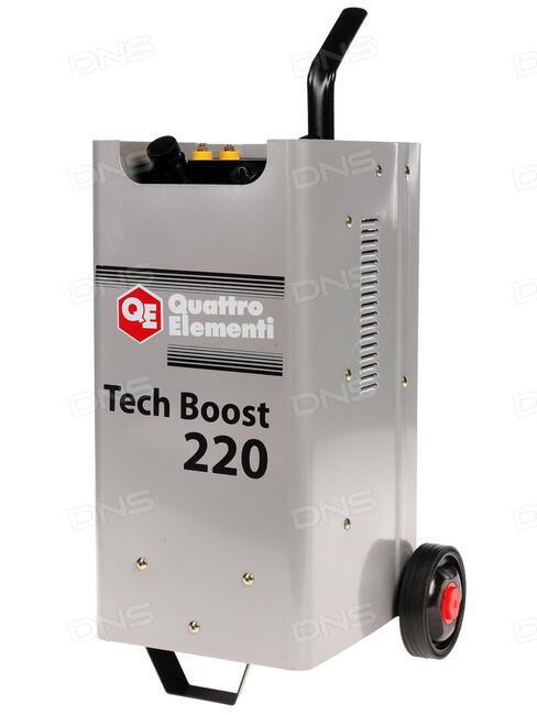 Устройство пуско-зарядное Quattro elementi 771-435 techboost220