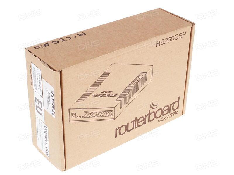 Коммутатор MikroTik RouterBOARD 1100AH / 1100AHx2
