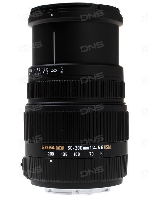 Объектив Sigma Sony / Minolta AF 24-70 mm F/2.8 EX IF DG HSM