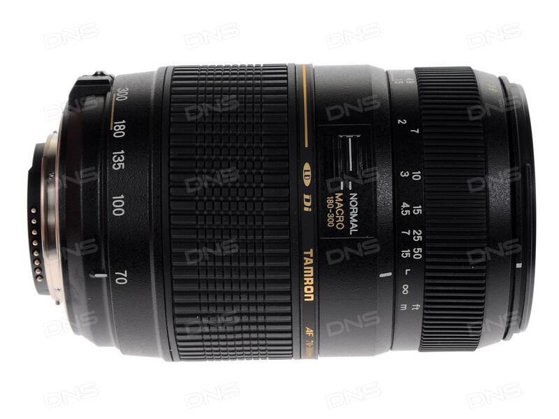 Объектив Tamron Nikon AF SP 150-600 mm F/5-6.3 Di VC USD A011N