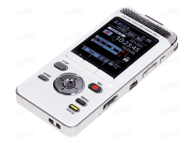 Диктофон Olympus DM-7