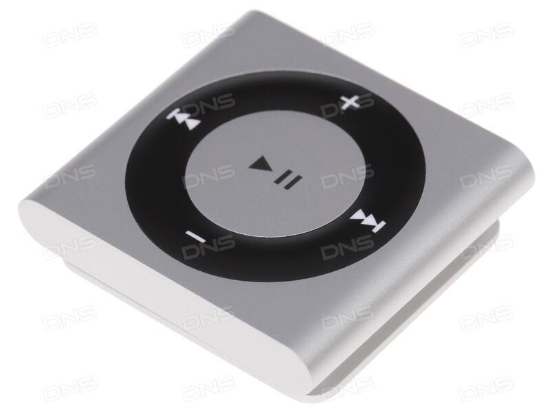 Плеер APPLE iPod Shuffle - 2Gb Blue MKME2RU/A