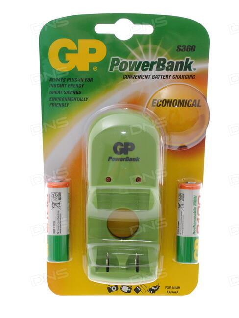 зарядное устройство Gp.powerbank S360 инструкция - фото 5