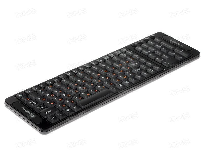 Клавиатура беспроводная Logitech Wireless Keyboard K360 920-003095